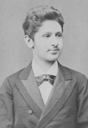 Arnold Rosé - Image: Rosé Arnold 1887