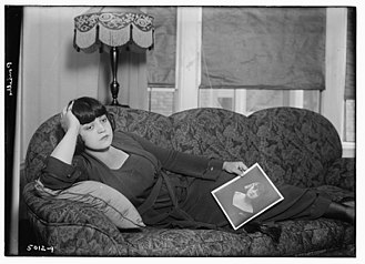 Rosa Ponselle - Rosa Ponselle in 1919