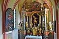 Rosegg Pfarrkirche hl Michael Hauptaltar 25092013 330.jpg