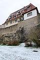 Rothenburg ob der Tauber, Stadtbefestigung, Klostergasse, 002.jpg