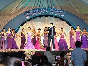 Roxas City Sinadya sa Halaran Beauty Pageant 2010