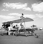 Royal Air Force, the Rhodesian Air Training Group in Southern Rhodesia, 1941-1945. CM1183.jpg