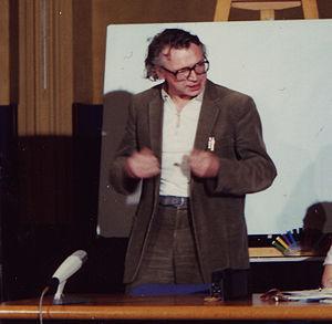 Rudolf Bahro - Bahro in 1991