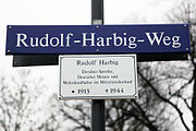 Rudolf harbig weg dd