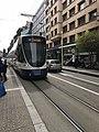 Rue de Lausanne (Genève) - tram - 2.JPG