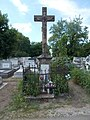 Ruskoczky Crucifix, Cemetery, 2017 Hatvan.jpg