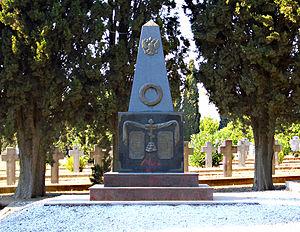 Zeitenlik - Russian Monument
