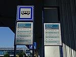 Ruzyně, letiště, zastávka ČSAD, označení.jpg