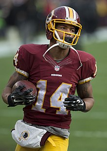 d54b342f6 Ryan Grant (wide receiver) - Wikipedia