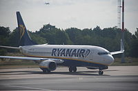 EI-DWP - B738 - Ryanair