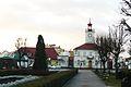 Rynek, Gostynin (3) town hall.JPG