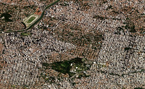 Changes in urban fabrics in the region of Jardins: side by side, vertical areas and low houses Sao Paulo - Planet Imagery.jpg
