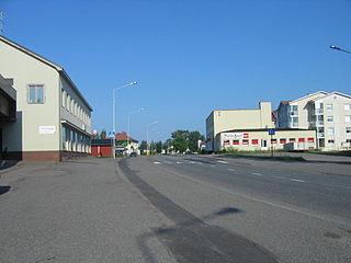 Säkylä Municipality in Satakunta, Finland