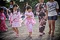 SAKURAKO - Bon Festival dance. (9433221933).jpg