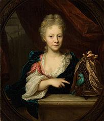 Sara Backer (1685-1737)