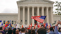 256px-SCOTUS_Marriage_Equality_2015_58150_%2819013380470%29 The History of Homosexuality: Same-Sex Marriage in the USA