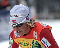 SKOFTERUD Vibeke Tour de Ski 2010