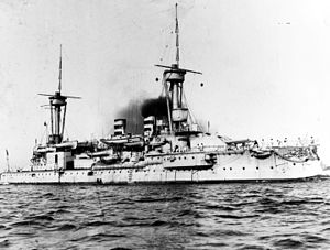 SMS Wörth - SMS Wörth in 1899