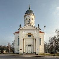 SM Syców kościół ewangelicki ID 596433.jpg