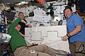 STS-133 Eric Boe, Nicole Stott and Michael Barratt.jpg