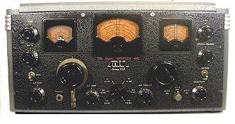 Hallicrafters SX-28 - SX-28 Super Skyrider receiver