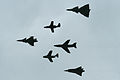 Saab Jet Formation - Malmen 2012 (8370872381).jpg