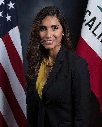 Sabrina Cervantes - Image: Sabrina Cervantes, official portrait (2016)