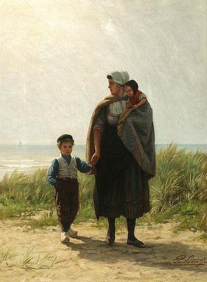 Philip Sadée - Image: Sadee Dutch peasants