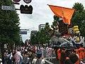 Saga Sakaenokuni Festival parade 2017 01.jpg