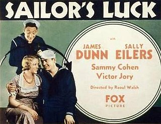 <i>Sailors Luck</i> 1933 film by Raoul Walsh