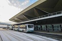 Pulkovo Airport-Ground transportation-Saint-Pétersbourg - Aéroport - 2015-12-15 - IMG 0758