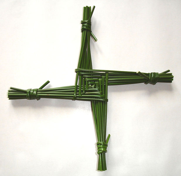 St Bridget's Cross, via wikipedia