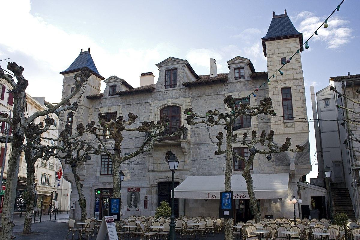 Lohobiaga etxea wikipedia entziklopedia askea for Maison saint jean lille