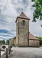 Saint Lawrence church of Saint-Laurent-les-Tours 02.jpg
