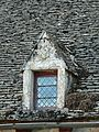 Sainte-Mondane château Fénelon lucarne.JPG