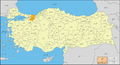 Sakarya-Provinces of Turkey-Urdu.png