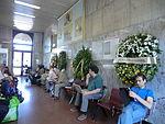 Sala d'attesa della Stazione Ferroviaria di Bologna, 32 anni dopo2.JPG