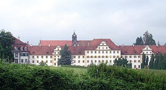 The Schule Schloss Salem is considered one of the elite schools in Europe and is attended by German and European nobility Salem Schloss Suedseite.jpg