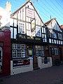 Salisbury - Ox Row Public House - geograph.org.uk - 1715805.jpg