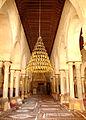Salle de prière de la grande Mosquée de Kairouan 02, juin 2013.jpg