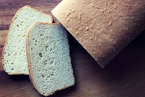 Salt-rising bread - Image: Salt Rising Bread (13905677074)