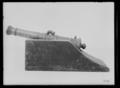 Salutkanon, ändrad till tändhattsantändning, 1700 c - Livrustkammaren - 69385.tif