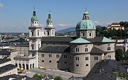 Salzburg, Salzburger Dom, Exterior 002.JPG