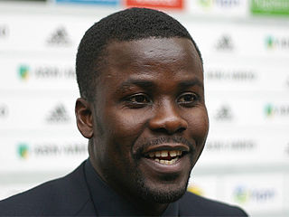 Samuel Kuffour Ghanaian footballer
