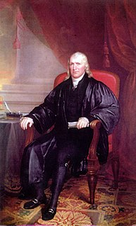 Samuel Chase Justice on the US Supreme Court (1741-1811)
