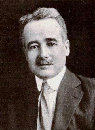 American Film Manufacturing Company - Samuel S. Hutchinson, president of the American Film Manufacturing Company