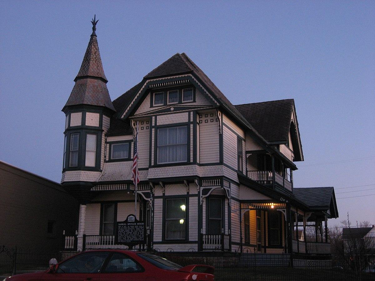 Brookville ohio wikipedia for Building a home in ohio