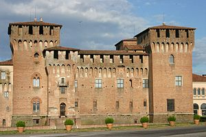 Ducal palace, Mantua - San Giorgio Castle.