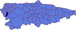 San Martín de Oscos - Image: San Martín de Oscos