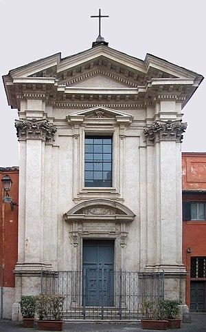 Community of Sant'Egidio - The church of Sant'Egidio in Rome, seat of the community of Sant'Egidio